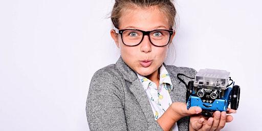 Robotics: Roboter programmieren mit mBot (Girls'Day)