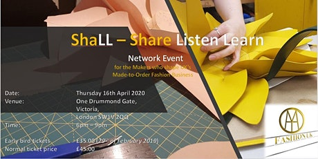 ShaLL Network Event tickets