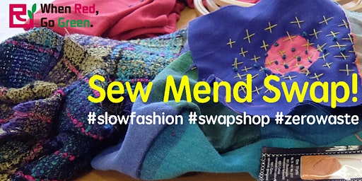 Sew, Mend and Swap