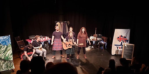 The Union & The Crown: A Satirical Retelling of Scottish History