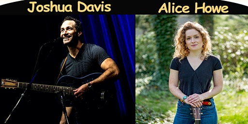 Coffee House Concert: Joshua Davis & Alice Howe