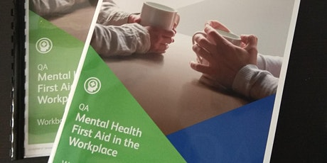 Level 3 Mental Health Training in the Workplace - Nottingham tickets