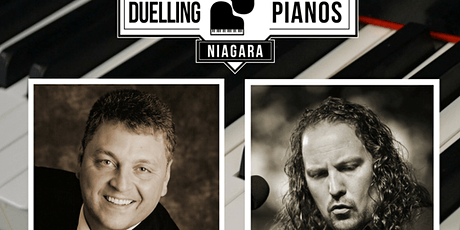 Duelling Pianos Niagara at Hard Rock Cafe tickets