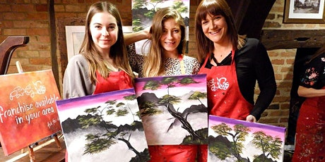 Misty Mountain Brush Party - Woburn Sands tickets
