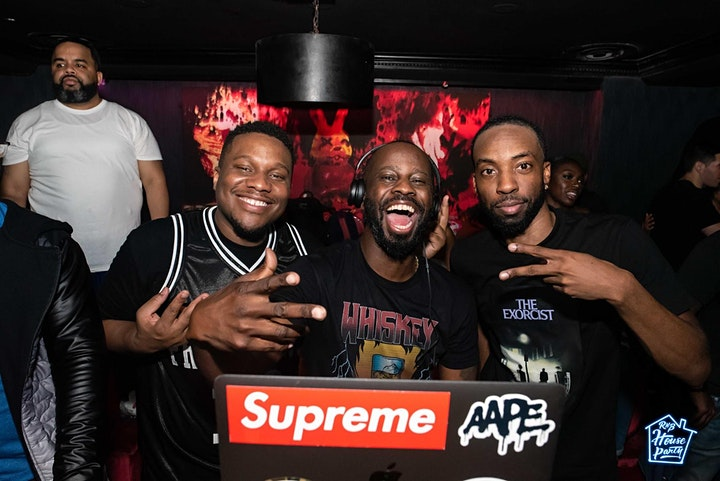 Allstar: RNBHouseParty featuring Bow Wow, Keri Hilson, Day 26 & BCox image