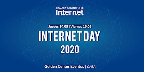 Internet Day 2020 entradas