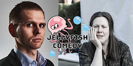 Jellyfish Comedy: Dry Ginuary tickets