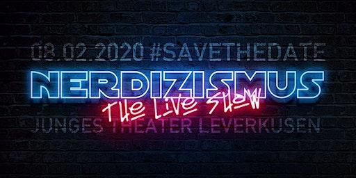 Nerdizismus - The Live Show