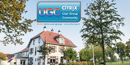 Dutch Citrix User Group Event 25 maart 2020