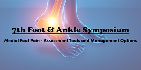 7th Foot & Ankle Symposium tickets