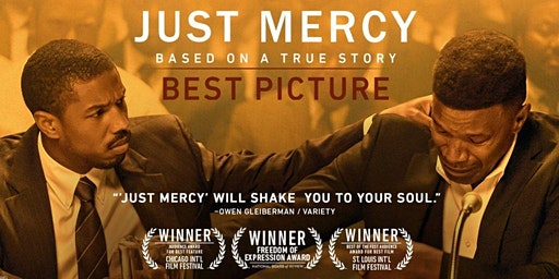 Just Mercy Private Screening