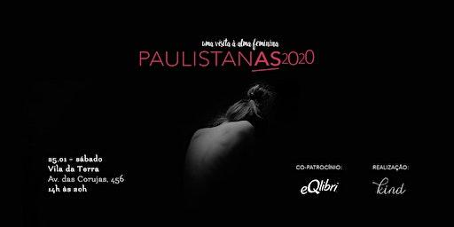 Paulistanas 2020