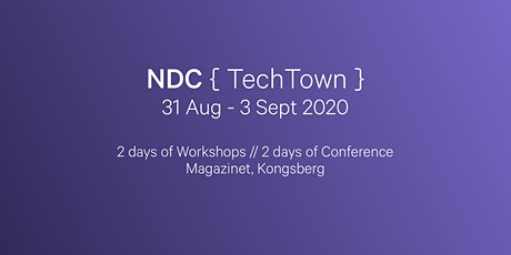 NDC TechTown 2020 | Software Development for Products tickets