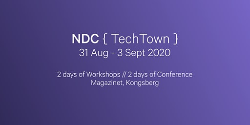NDC TechTown 2020 | Software Development for Products