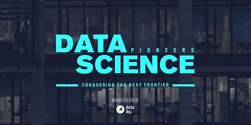 The DatSci's presents... Data Science Pioneers