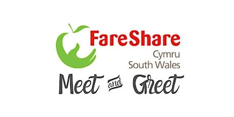 FareShare Meet & Greet tickets