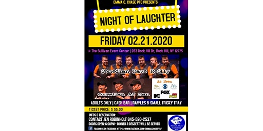 An Evening of Laughter 2020