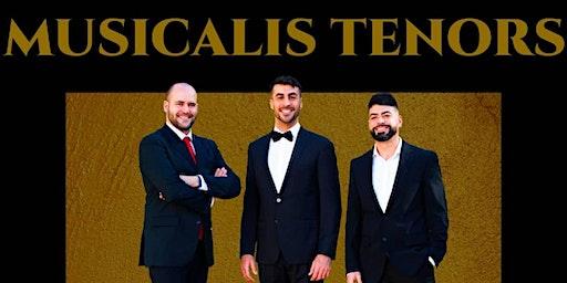 "Musicalis Tenors ""La fuerza del amor"""