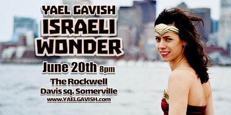 Yael Gavish - Israeli Wonder tickets