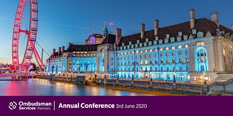 Ombudsman Services Annual Conference tickets