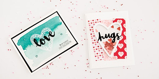 Valentine's Card Making Class