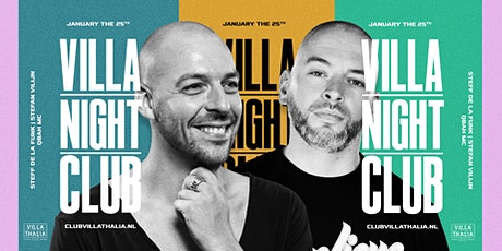 Villa Night Club 25-1 tickets