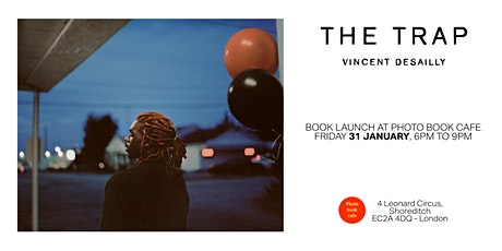 THE TRAP  by Vincent Desailly tickets