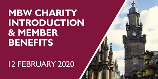 MBW Charity Introduction and Member Benefits