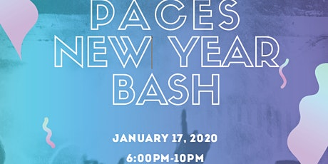 PACES New Year Bash tickets