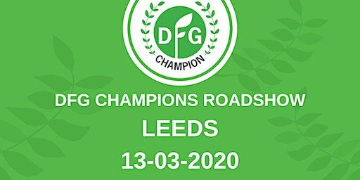 DFG Champions Roadshow Leeds