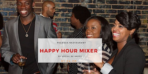 Young Professional Meet & Greet + Happy Hour