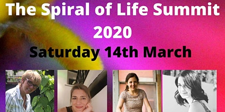 THE SPIRAL OF LIFE SUMMIT 2020 tickets