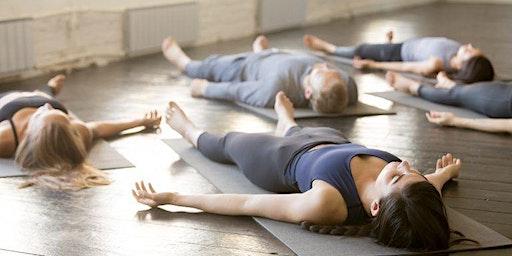 Candlelit /Yin Yoga /Sound Healing /Workshop