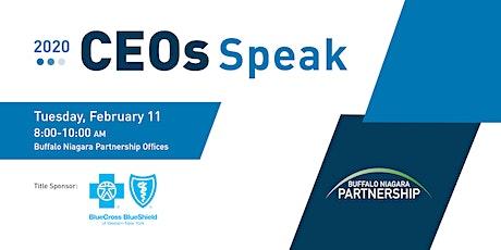 2020 CEOs Speak tickets