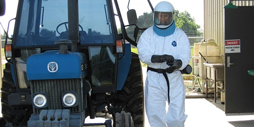 Review and Exams for Ornamental & Turf and Private Ag Pesticide Applicator License 2020