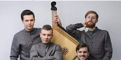 Raleigh, NC - Shpyliasti Kobzari charitable concert by Revived Soldiers Ukraine