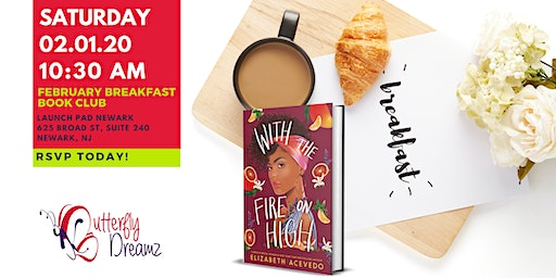 Breakfast Book Club: With the Fire on High