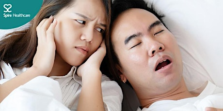 Information evening for snoring and sleep apnoea with Mr Vik Veer tickets