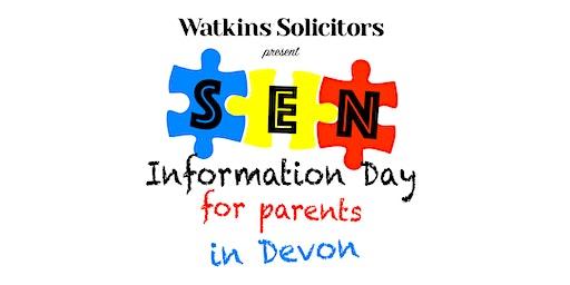 SEN Information Day for Parents in Devon
