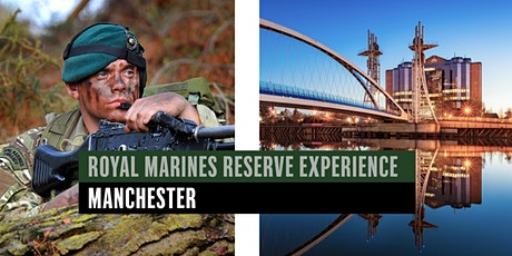 Royal Marines Reserve Experience event - Manchester tickets