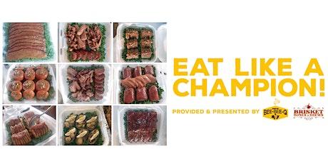 Eat Like a Champion! tickets