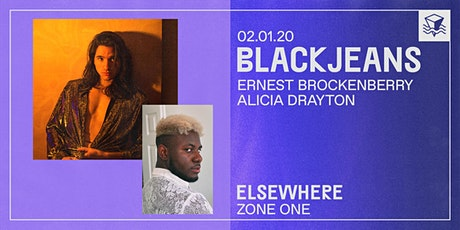 BlackJeans @ Elsewhere (Zone One) tickets