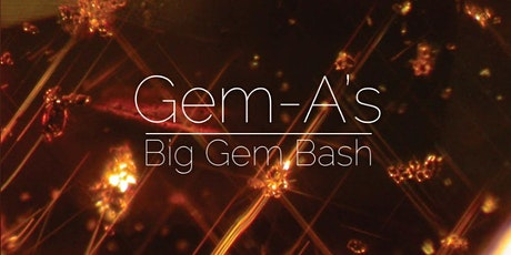 Gem-A's Big Gem Bash 2020 tickets