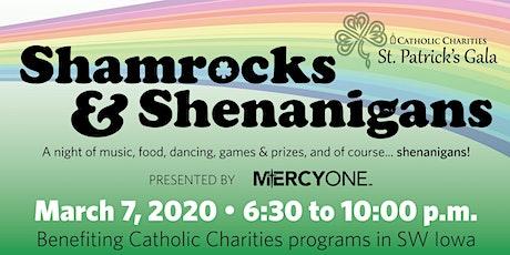 Shamrocks & Shenanigans tickets