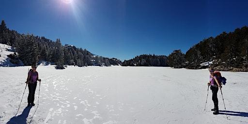 ActiveSnowHike Ζηρεια: Λιμνη Δασιου