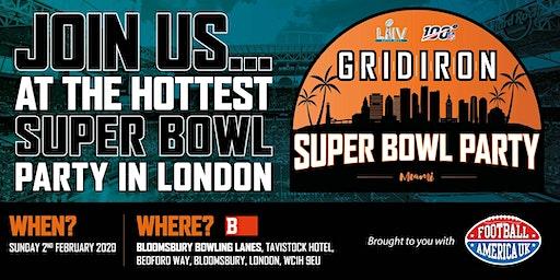 The Gridiron Super Bowl Party