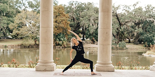 Into The Mistik-Yoga Saturdays!
