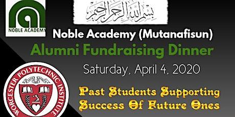 Noble Academy (Mutanafisun) Alumni Fundraising Dinner tickets