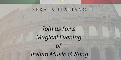 An Italian Evening on the Quay tickets
