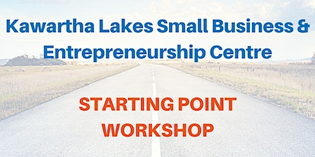 Starting Point Information Seminars - Starter Company PLUS tickets